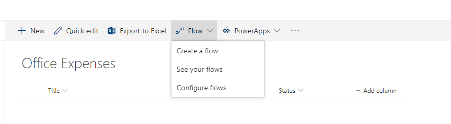 Microsoft Flow beginners guides: How to conditionally update