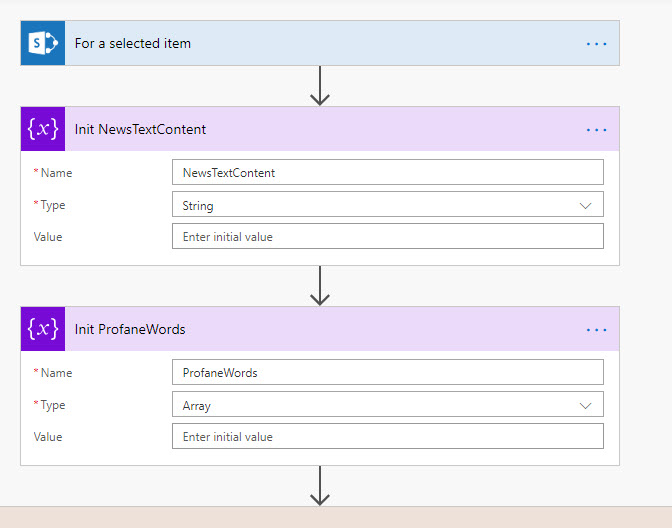 Microsoft Flow guides: improve SharePoint modern pages approvals