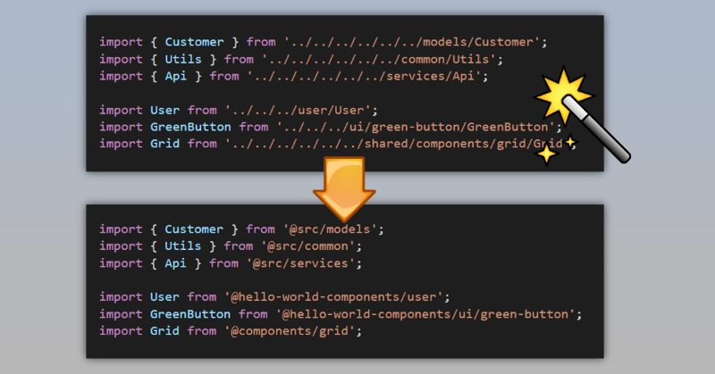 SharePoint Framework development tips: prettify your imports
