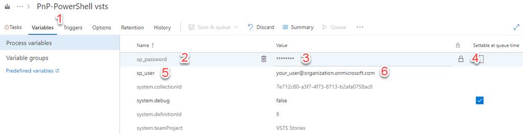 Azure DevOps stories  Run PnP-PowerShell scripts in your